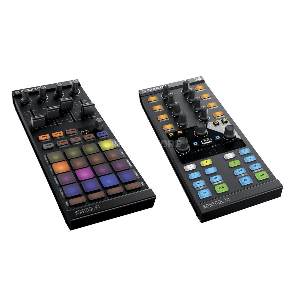 Native Instruments F1 + X1 MK2 - Set Produktbild