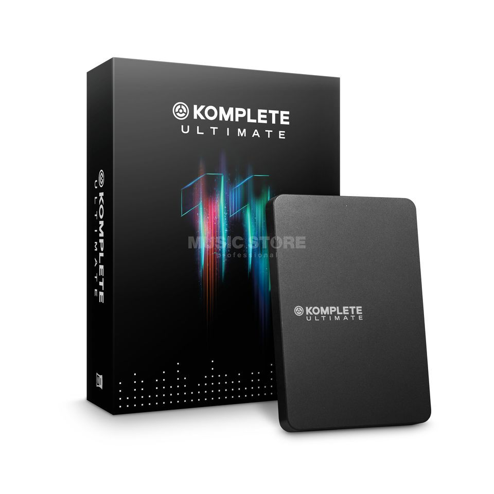 Native Instruments KOMPLETE 11 ULTIMATE UPDATE Produktbild