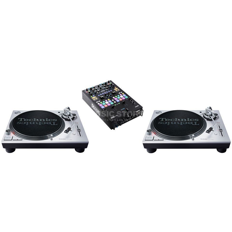 Native Instruments Kontrol Z2 + Kontrol D2 - Set Product Image