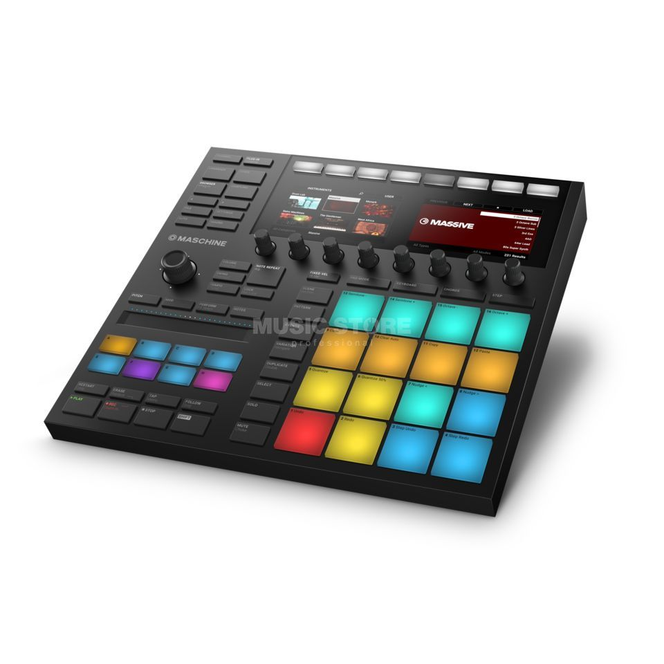 Native Instruments MASCHINE MK3 Produktbild