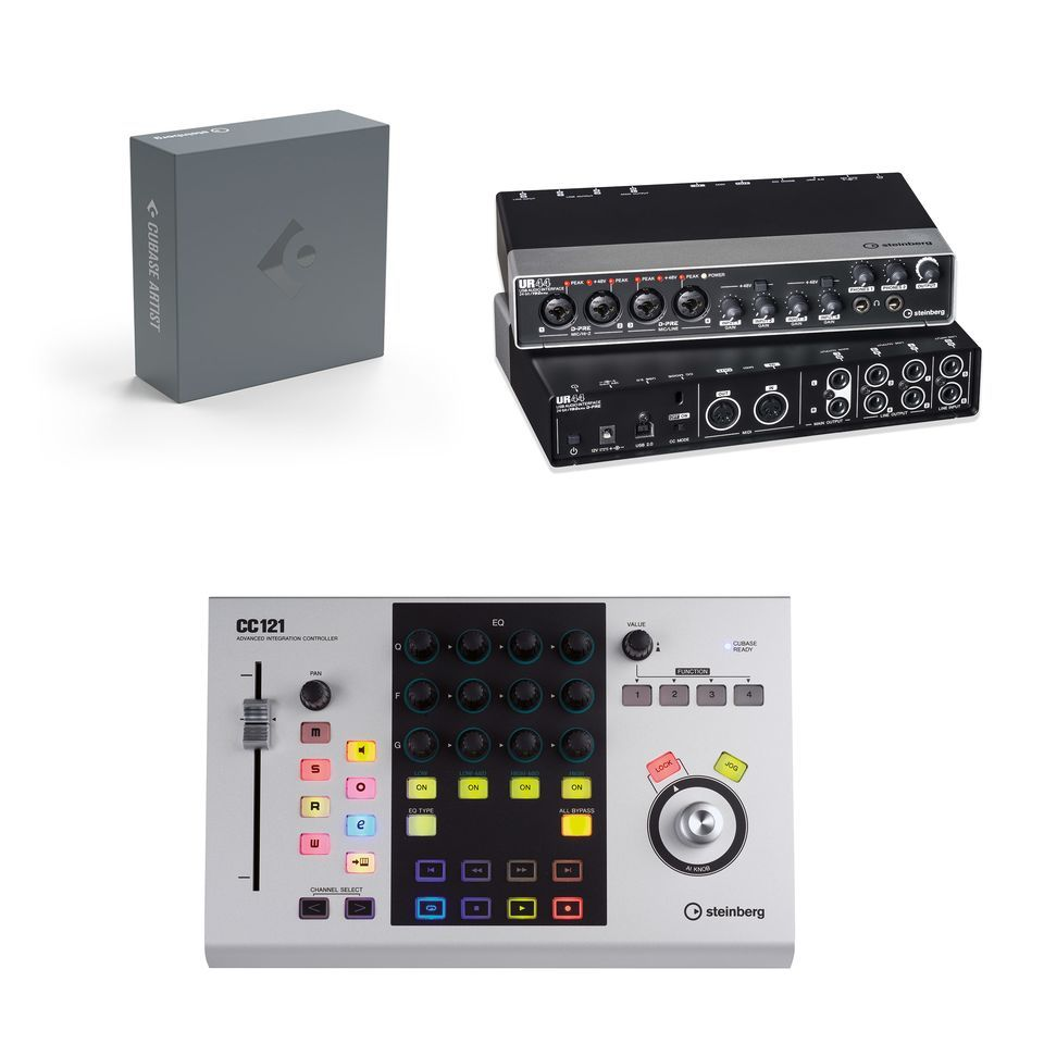 Native Instruments Maschine Studio wt Basic1 -Set Product Image