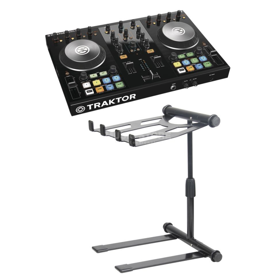Native Instruments S2 MKII + LS-6 - Set Produktbillede