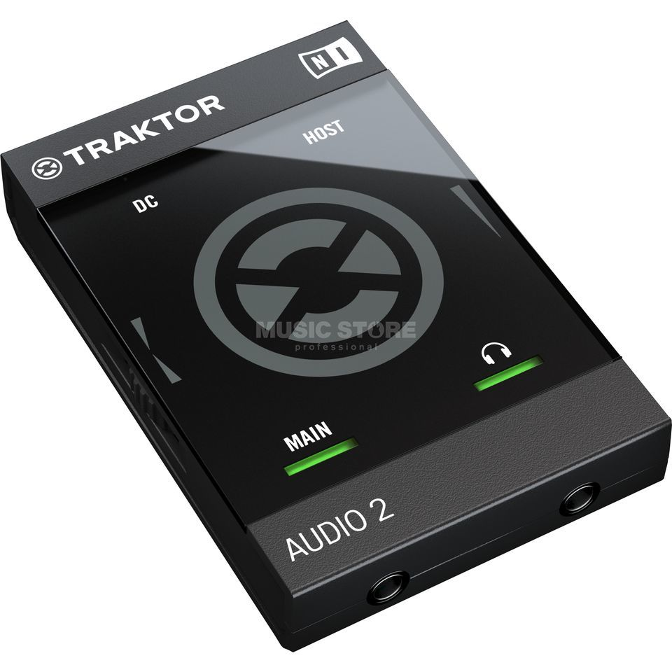 Native Instruments TRAKTOR Audio 2 MK2  Produktbillede