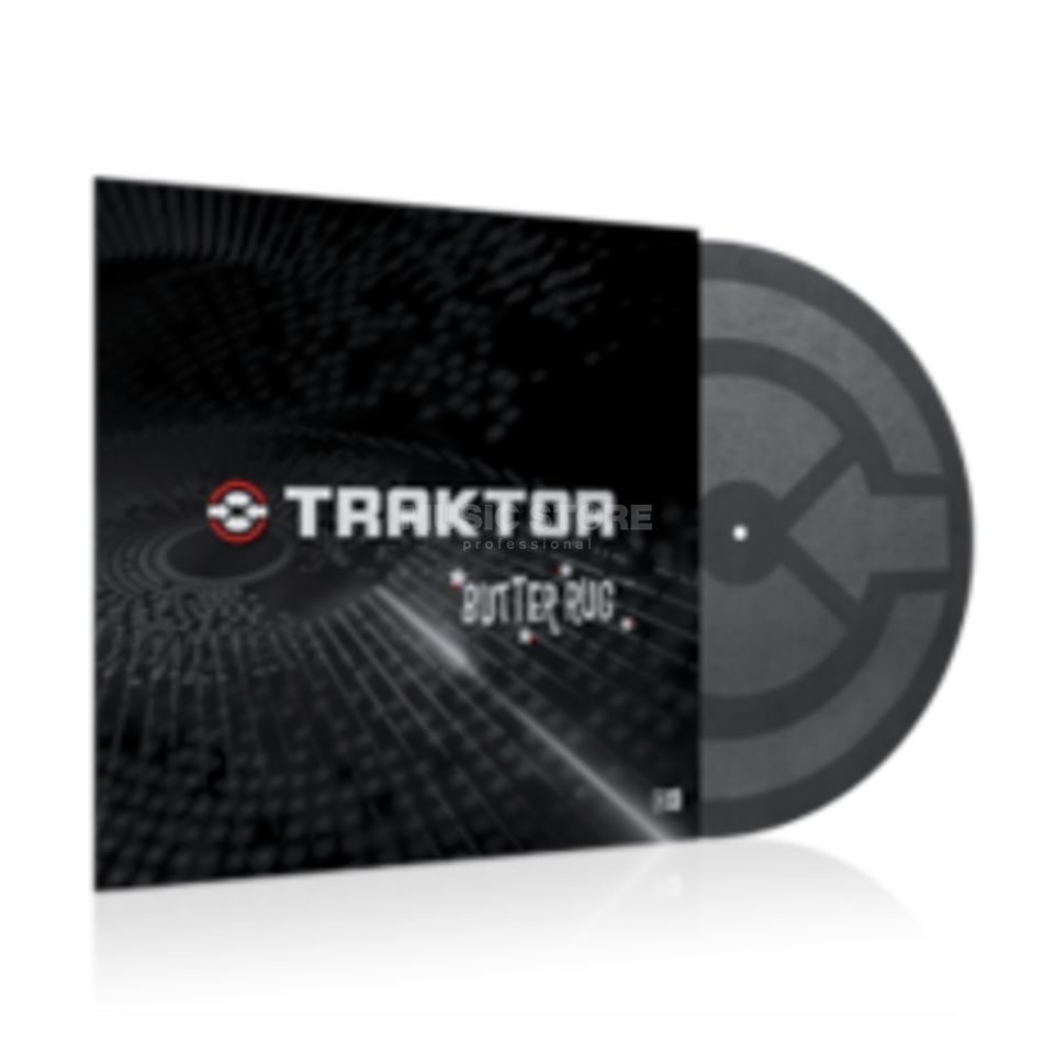 Native Instruments TRAKTOR Butter Rugs Slipmats Produktbild
