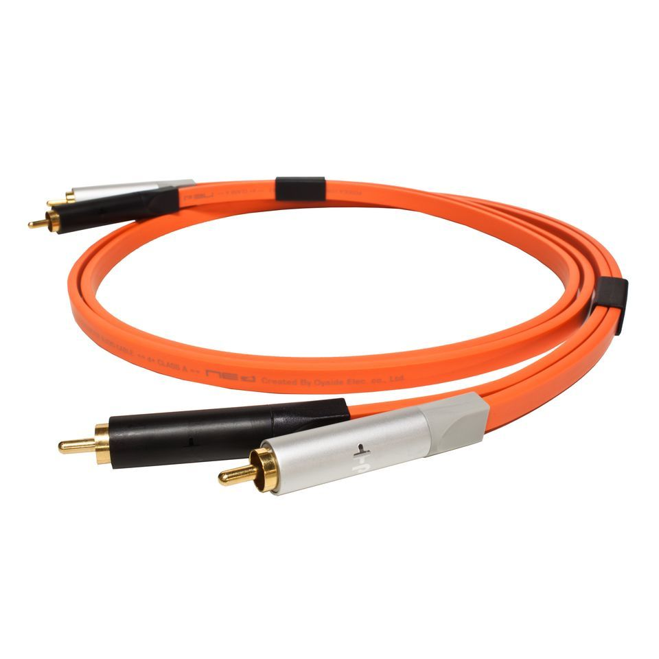 NEO by Oyaide d+ Stereo Cinch kabel, Class A 2,0m lengte Productafbeelding