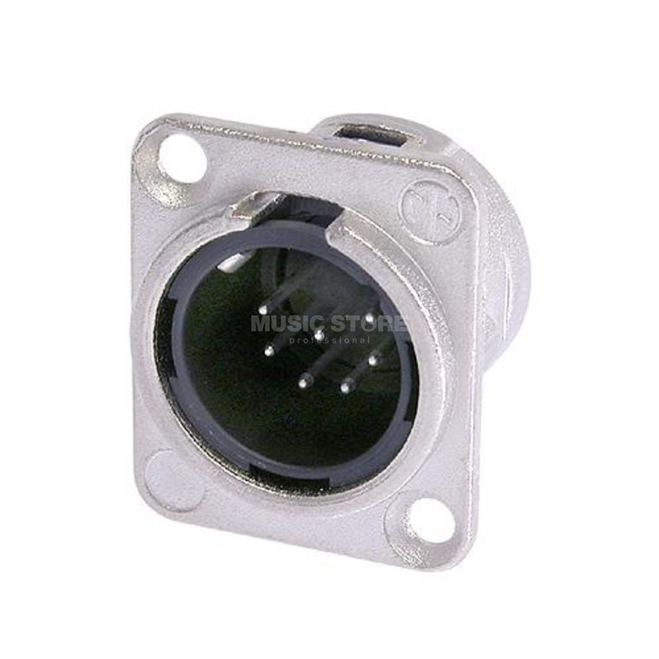 Neutrik NC7MD-L-1 Chassisstecker male, 7-polig Produktbillede