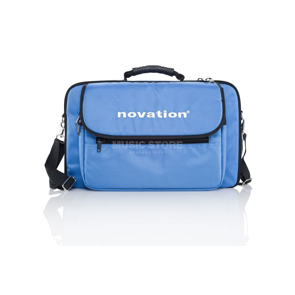 Novation BS II BLUE Soft Case Produktbild
