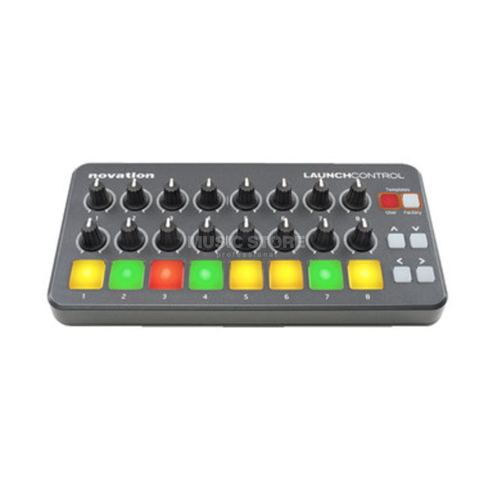 Novation Launch Control  Produktbild