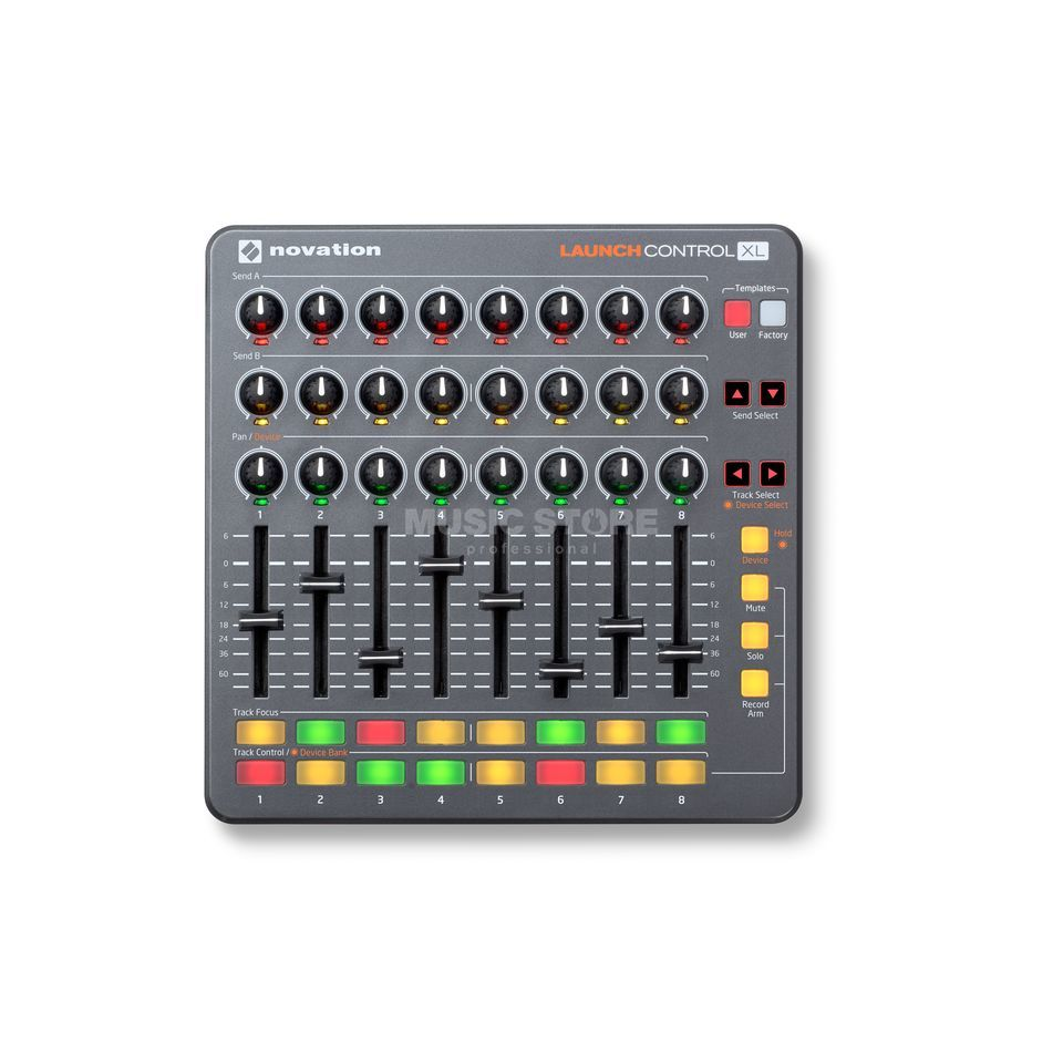 Novation Launch Control XL Ableton Live Controller Product Image