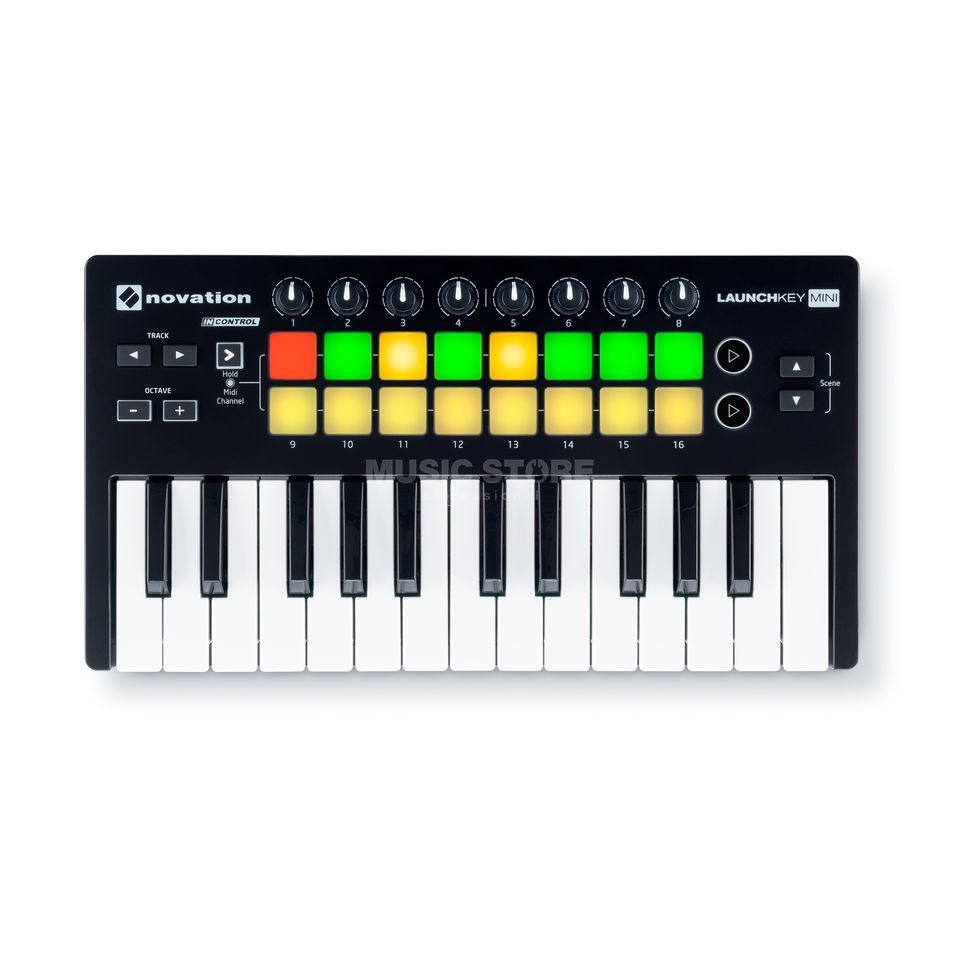 Novation Launchkey Mini Mk2 Produktbild