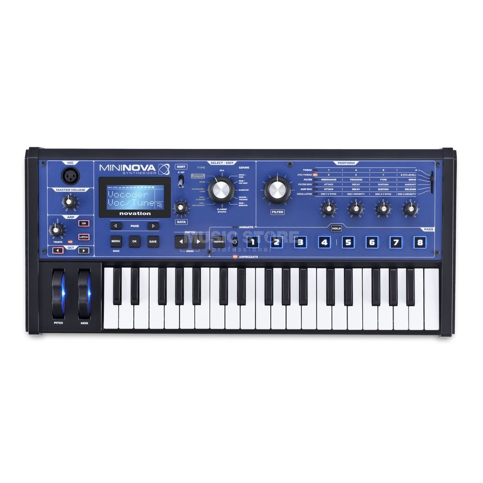 Novation MiniNova Produktbild