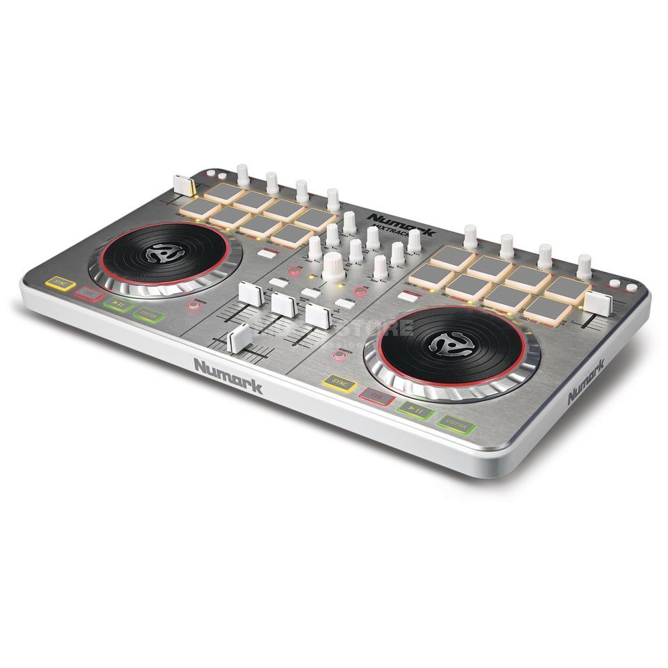 Numark Mixtrack II DJ Controller | DV247 | en-GB