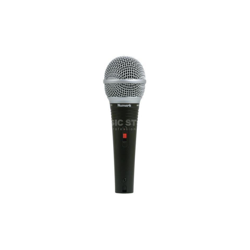 Numark WM200 DJ Microphone incl. Cable + Case Product Image