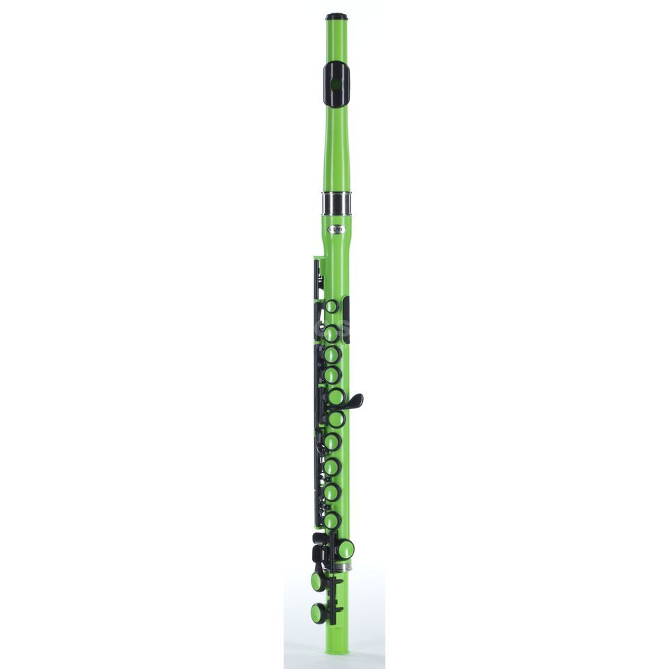NUVO Student Flute Laser Green  Product Image