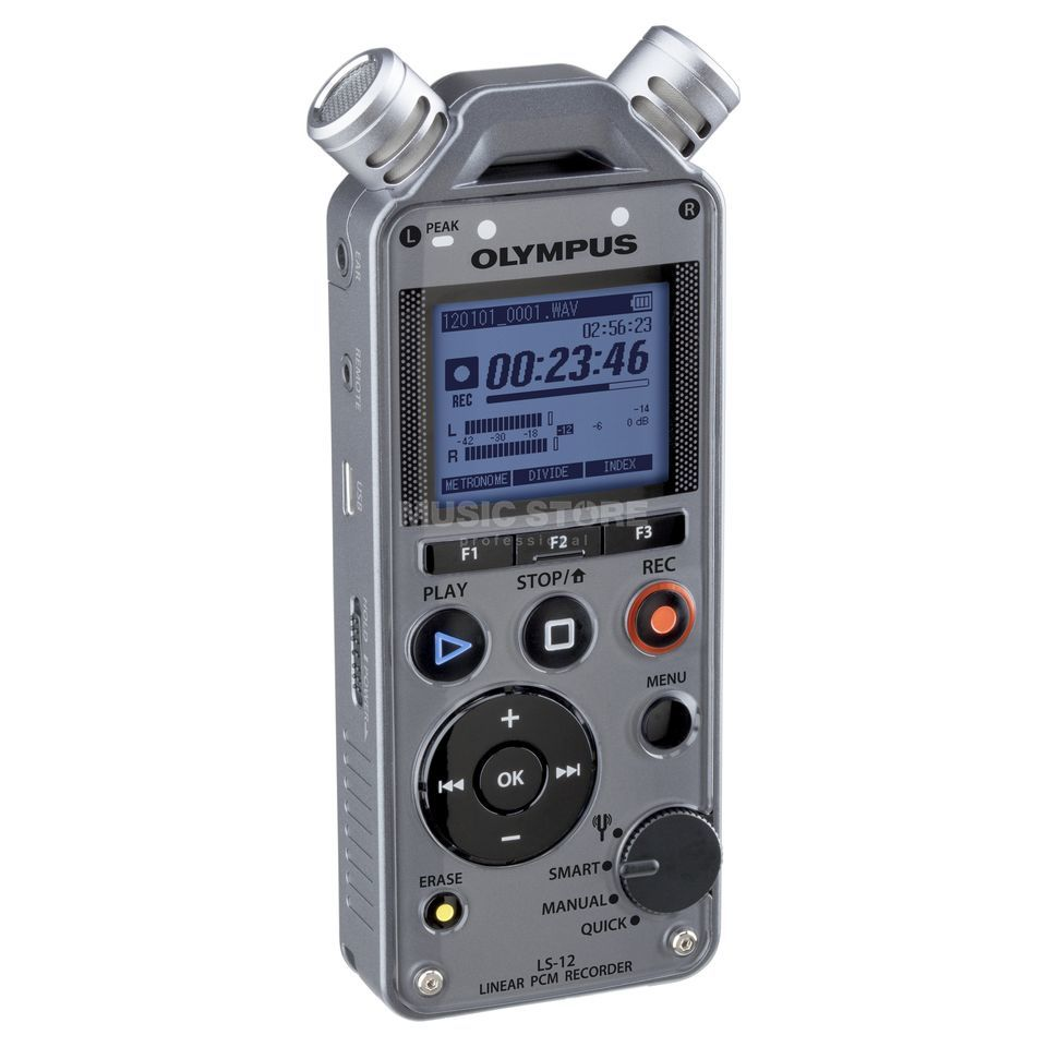 Olympus LS-12 Linear PCM Recorder  Product Image