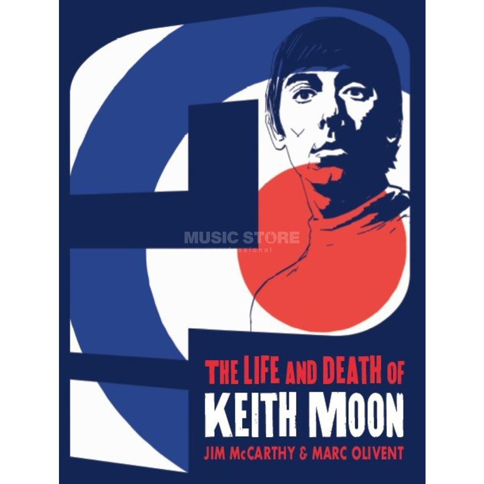 Omnibus Press Who Are You? The Life And Death Of Keith Moon Produktbild