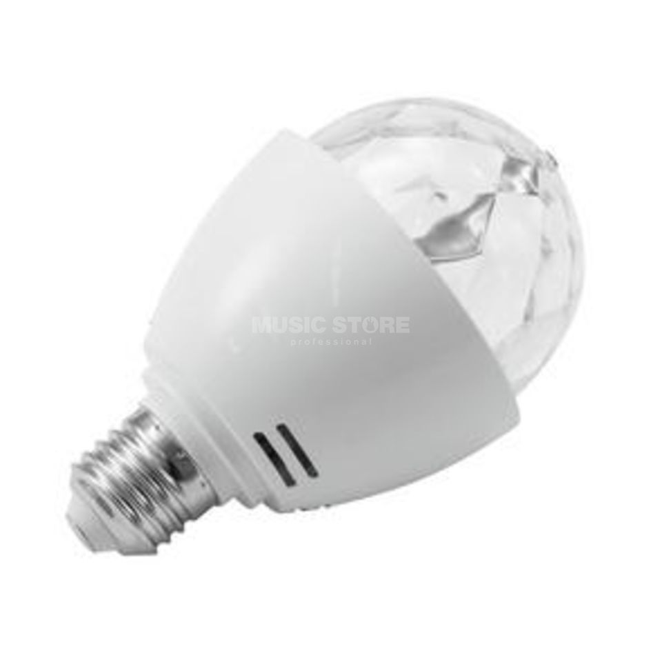847ccf88f499 Omnilux LED BC-1 E-27 Strahleneffekt RGB