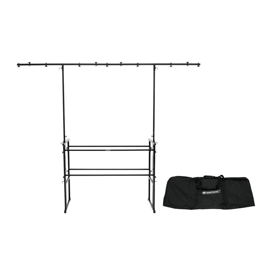 omnitronic mobile dj stand xl bag set dv247 en gb. Black Bedroom Furniture Sets. Home Design Ideas