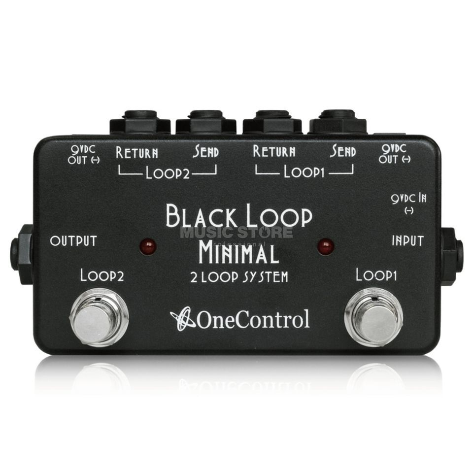 One Control Black Loop Produktbillede