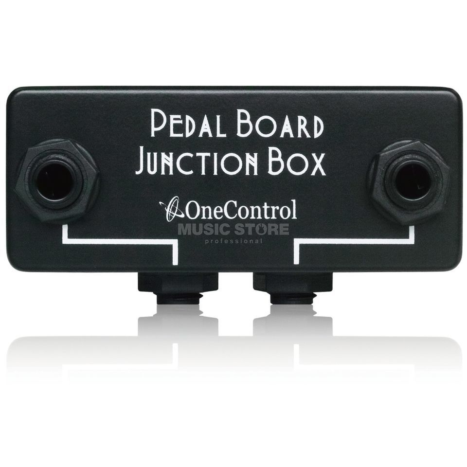One Control Junction Box Produktbillede