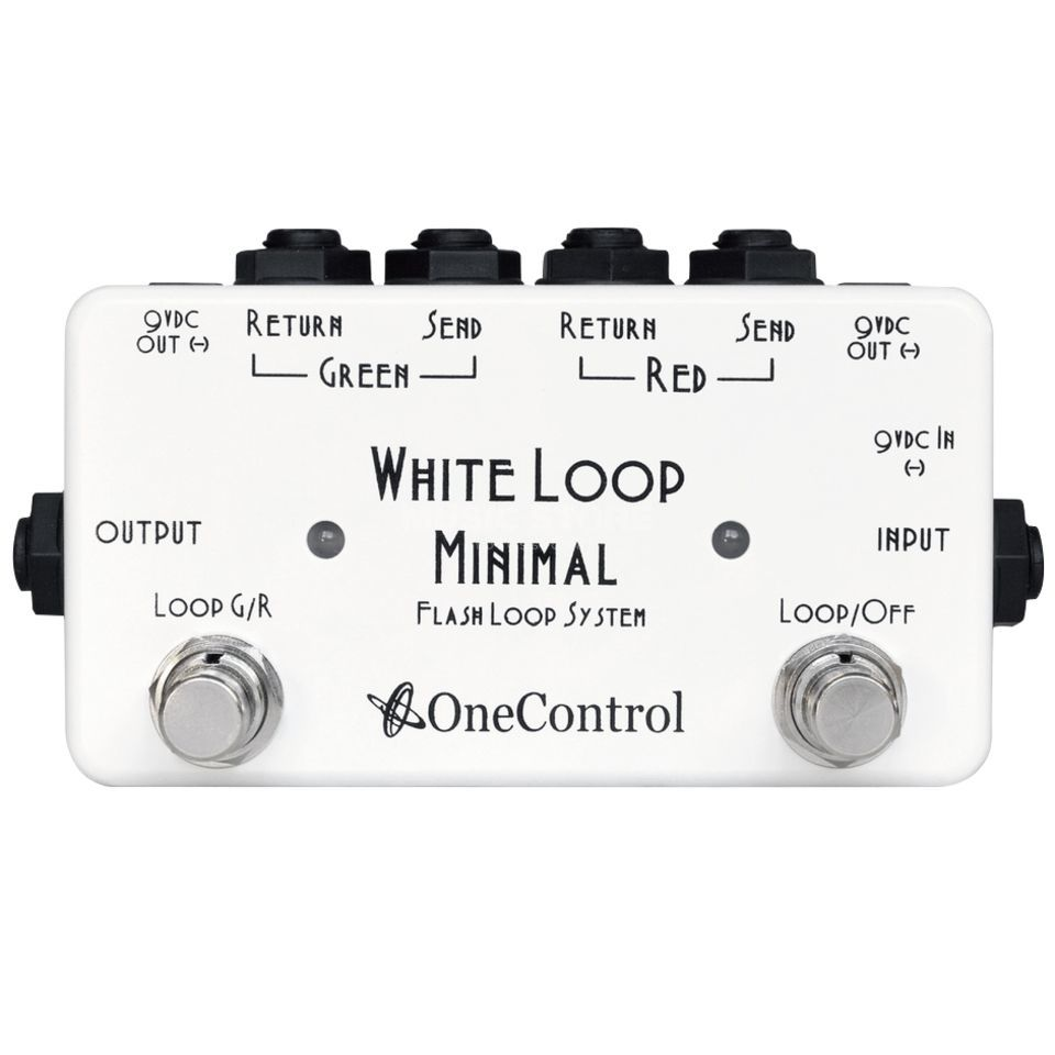 One Control White Loop Produktbillede