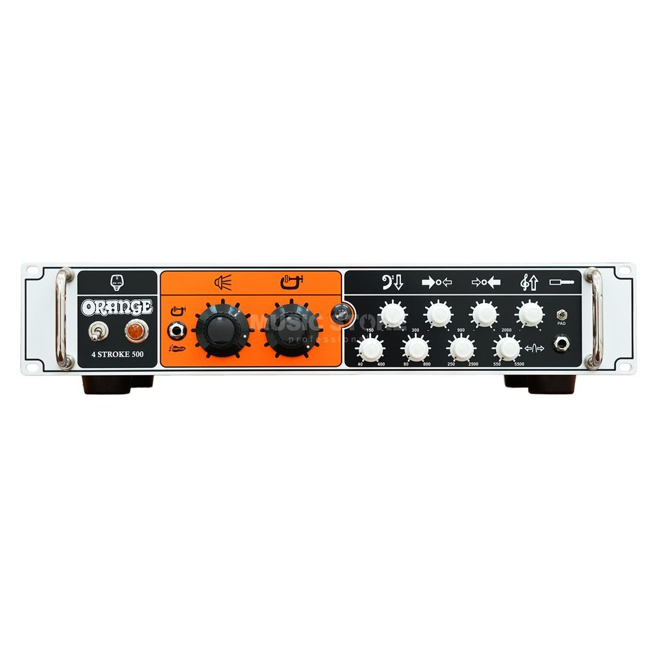 Orange 4 Stroke 500 Head Product Image