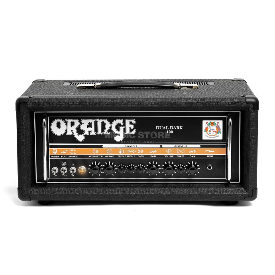 Orange Dual Dark 100 Head Produktbild