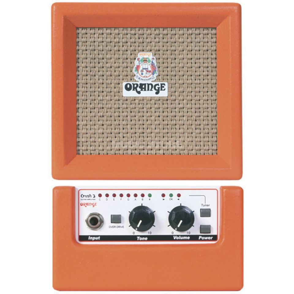 Orange Micro Crush PiX CR3 Combo Produktbild
