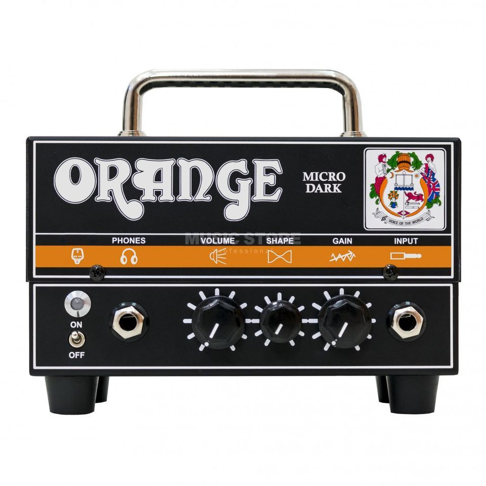 Orange Micro Dark Produktbild