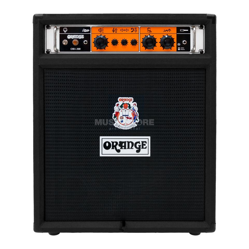 Orange OB1-300 Bass Combo black Produktbild