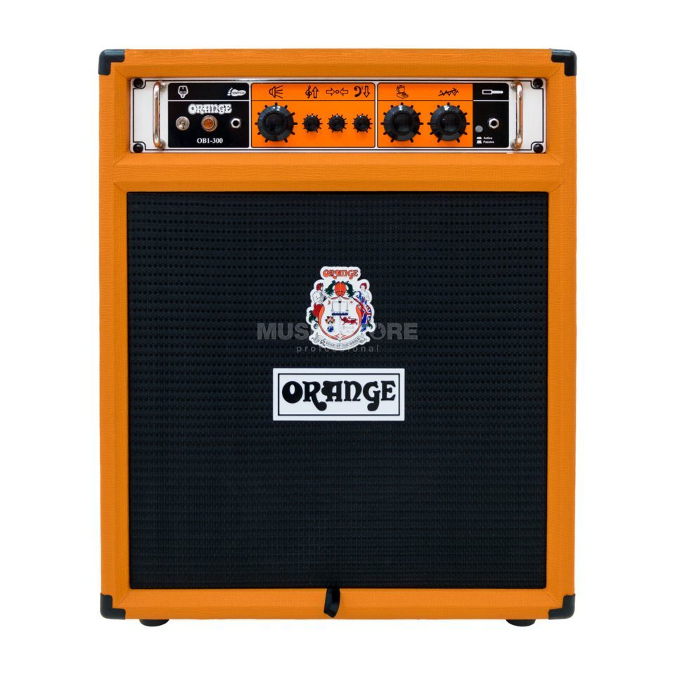 Orange OB1-300 Bass Combo orange Produktbillede