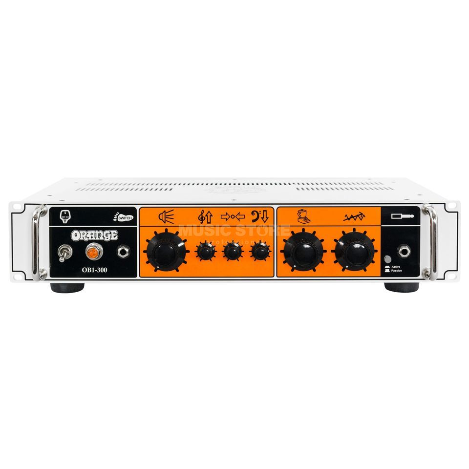 Orange OB1-300 Head  Product Image