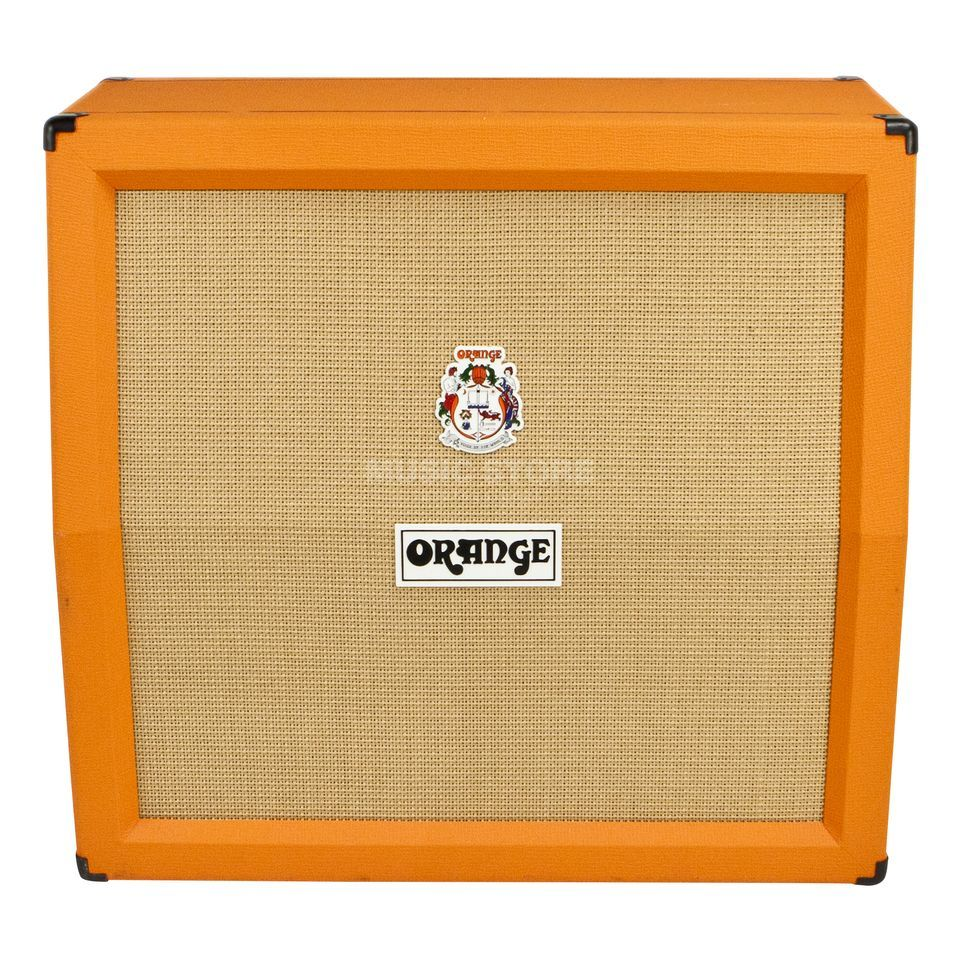 Orange PPC412AD Angled Speaker Enclos ure   Product Image