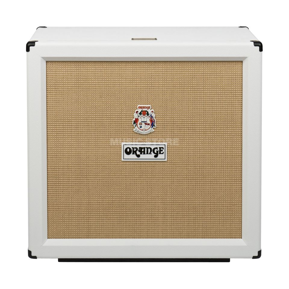 Orange PPC412HP8 High Power Cabinet White Limited Edition Produktbillede