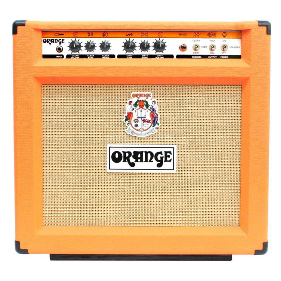 Orange TH 30C Combo Produktbild