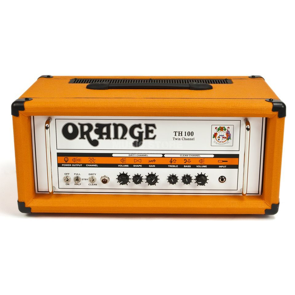 Orange TH100 Head    Produktbillede