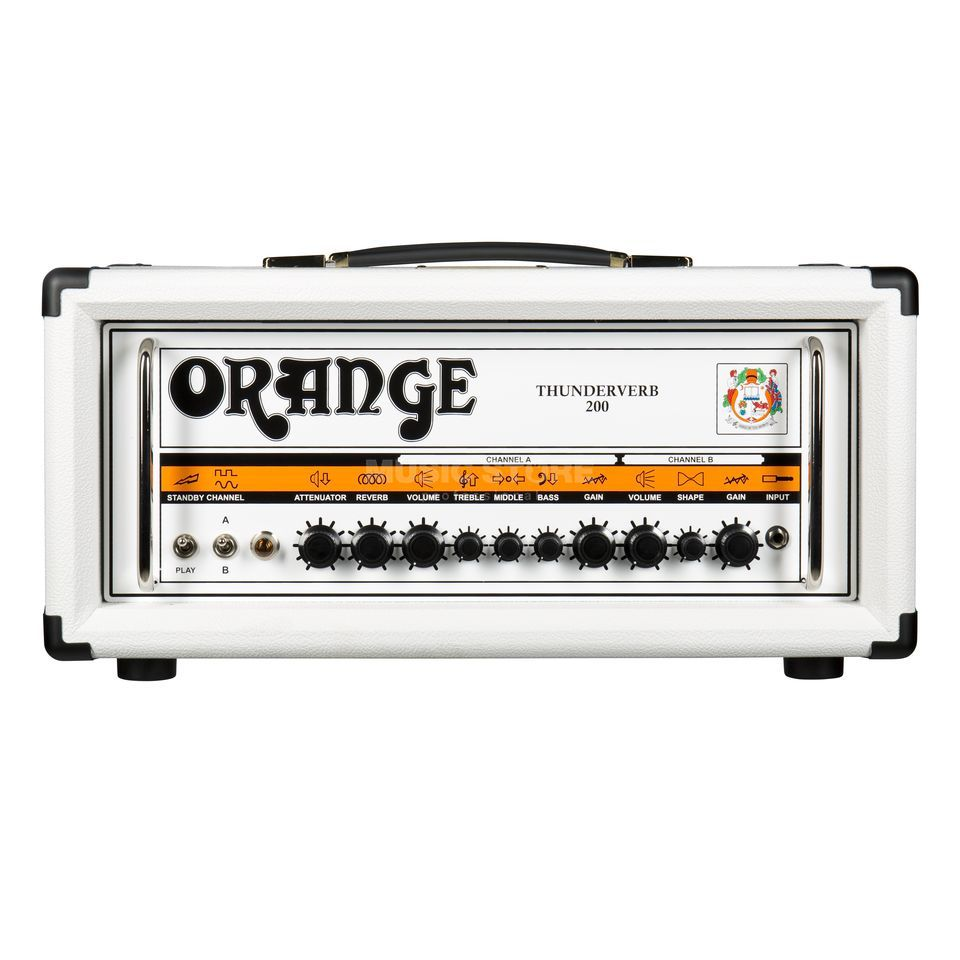 Orange Thunderverb 200 White Limited Edition Produktbild