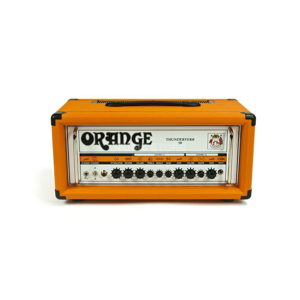 Orange Thunderverb 50H Head Produktbild