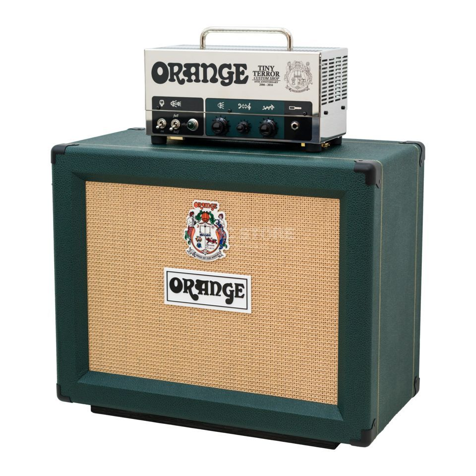 Orange Tiny Terror 10th Anniversary Stack Produktbild