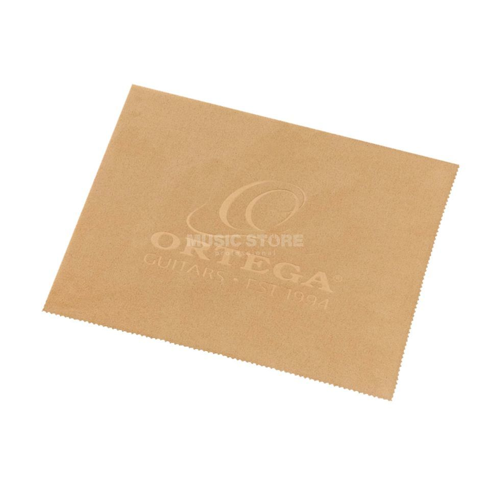 Ortega OPC-XXL Polish Cloth Light Yellow Produktbillede