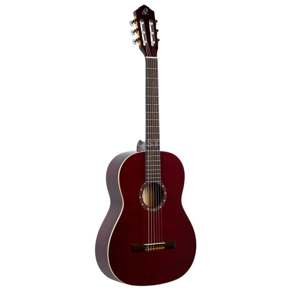 Ortega R131SN WR Small Neck,Wine Red, inkl. Bag Produktbild