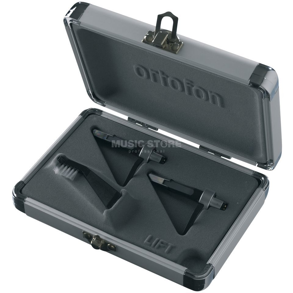 Ortofon Concorde Pro S Twin SCRATCH & MIX Productafbeelding