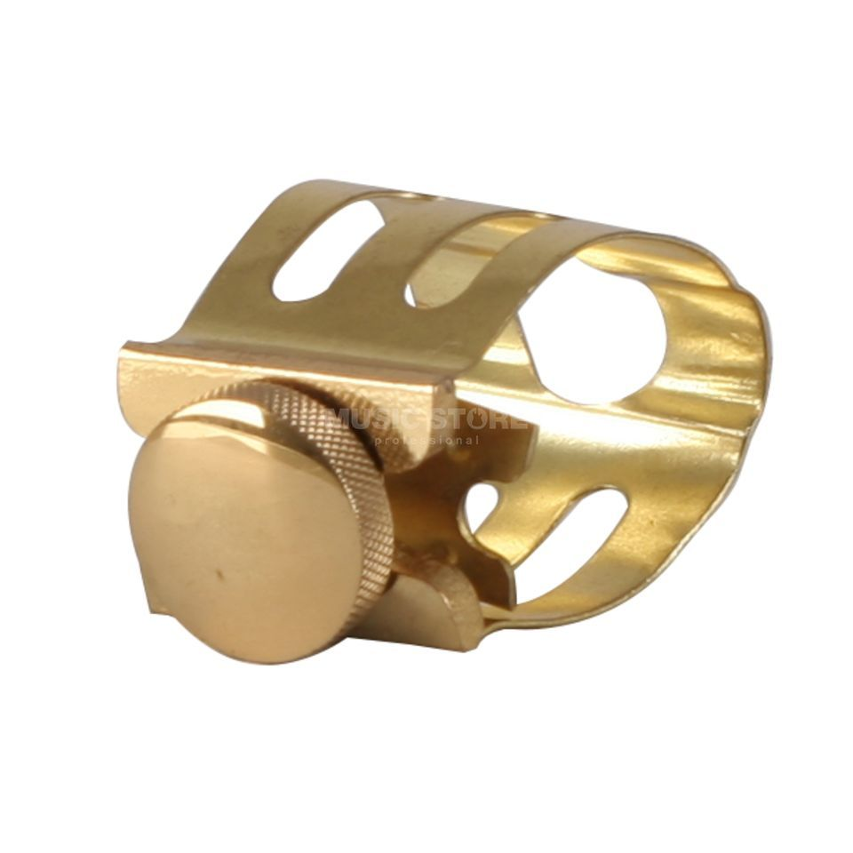 OTTO LINK Ligature of Alto and Tenor - Metal Product Image