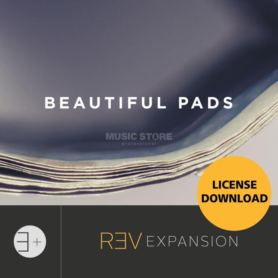 output EXP BEAUTIFUL PADS (CODE) EXPANSION REV Produktbild