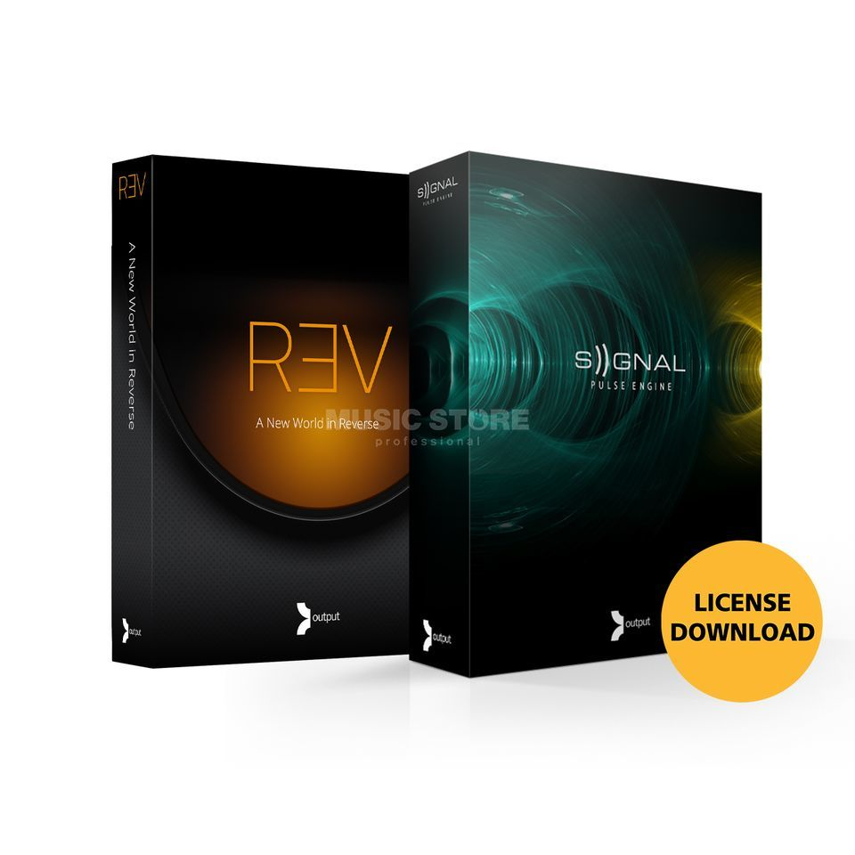 output REV & SIGNAL BUNDLE License Code Produktbillede