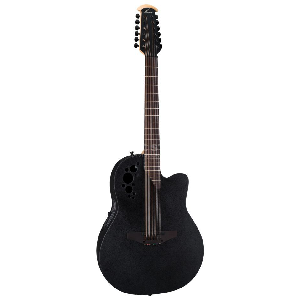 Ovation 2058 Elite TX-5 12 String  Product Image