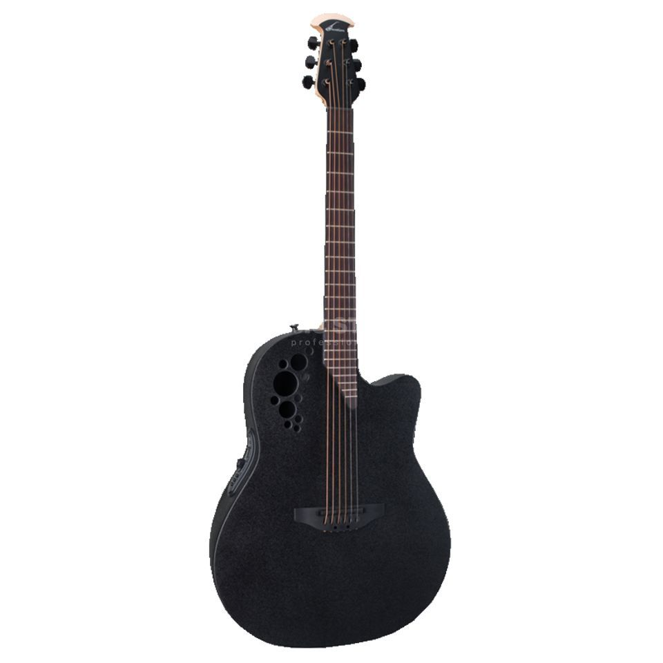 Ovation 2078TX-5 Elite BK Black Product Image
