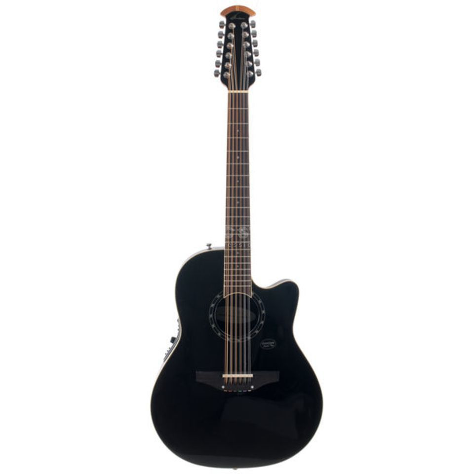 Ovation 2751AX-5 12 String Black Produktbild