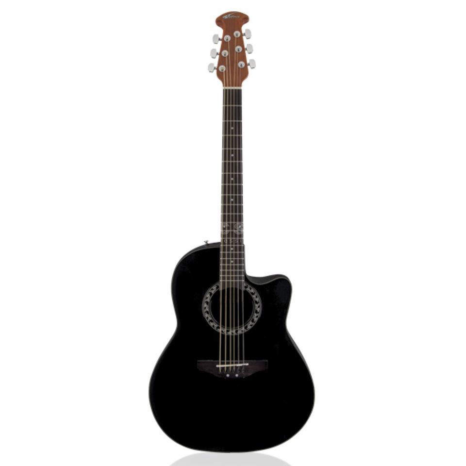 Ovation AB24A-5 Applause Balladeer BK Black Produktbillede