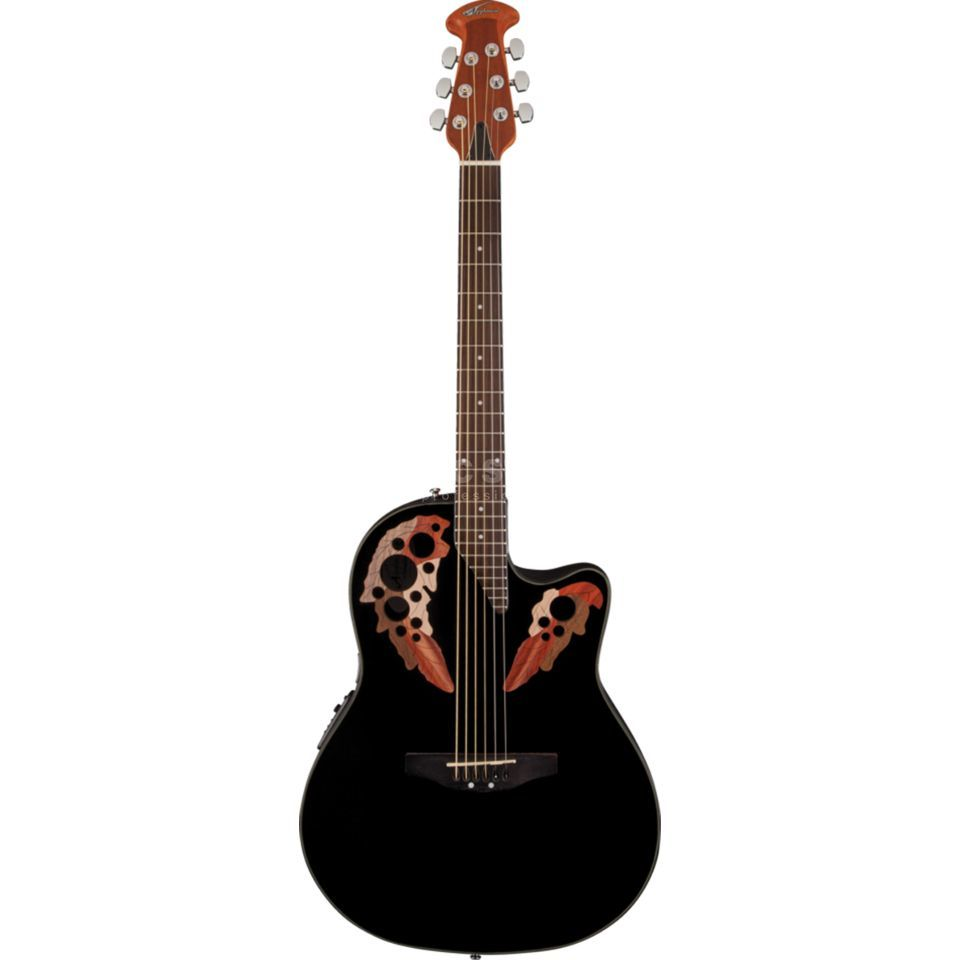 Ovation AE44-5 Applause Elite BK Black Produktbillede